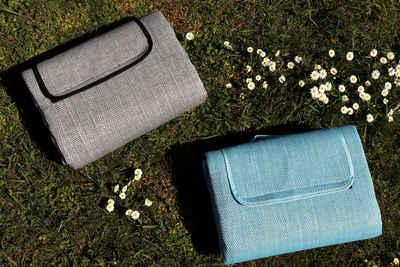 Picknickdecke »Chillout«, jilda-tex, wasserfest, sandfest, weich, besonders groß