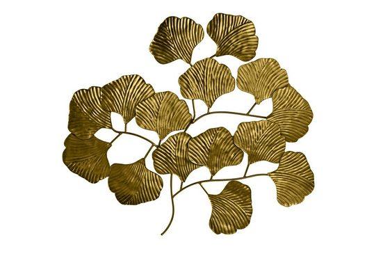 heine home Wanddeko Gingko-Blätter