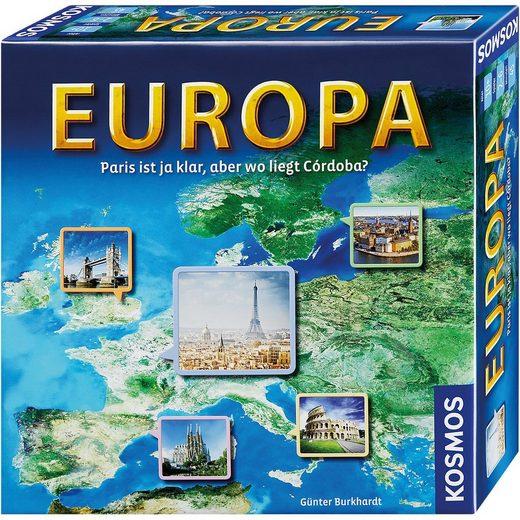 Europa Spiele Online
