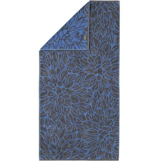 Cawö Handtücher »Brilliant Blüten 607«, Doubleface