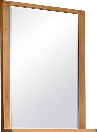 Innostyle Garderobenspiegel »Nature Plus«, Spiegel mit Ablageboden