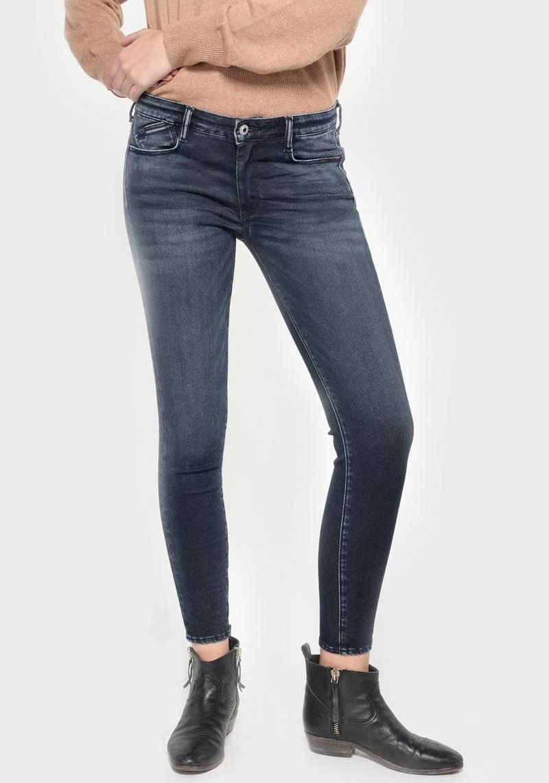 Le Temps Des Cerises Ankle-Jeans »ULTRPOWC TICI« mit authentischer Waschung und Usedeffekten