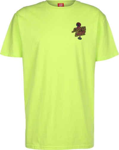 Santa Cruz T-Shirt »Glow Dot«