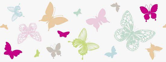 Fenstersticker »Schmetterling«, Heyda, 2 m Länge