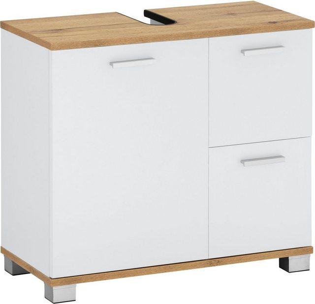 Badschränke - Places of Style Unterschrank »Badus« Breite 60 cm, mit 2 Schubladen und 1 Tür  - Onlineshop OTTO