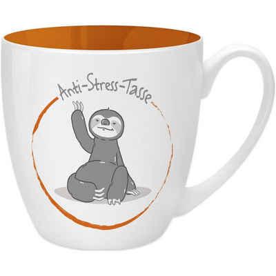 Sheepworld Tasse »Anti Stress Tasse - verschiedene Motive - 450 ml«