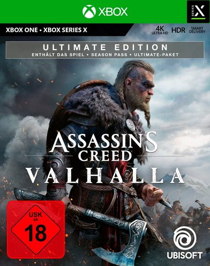 Assassin's Creed Valhalla - Ultimate Edition Xbox One