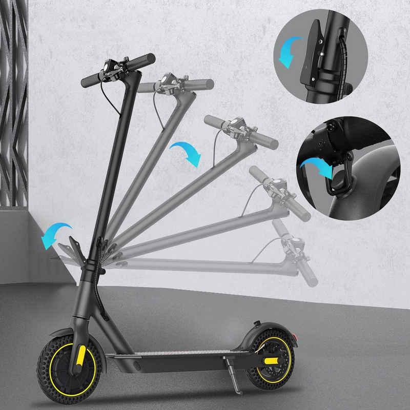 Forsman Shop Scooter »Forsman Shop Scooter »Elektroroller , 10.4ah 35-40KM Reichweite , 350W Motor, 3 Geschwindigkeitsmodi, Für Frauen, Männer«Belastbarkeit 100,00 kg«, 350W W, 3 Geschwindigkeitsmodi