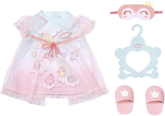 Baby Annabell Puppenkleidung »Sweet Dreams Schlafkleid«