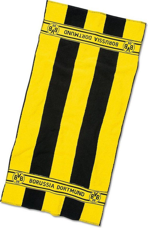 Borussia Dortmund Handtücher »BVB-Handtuch mit ...