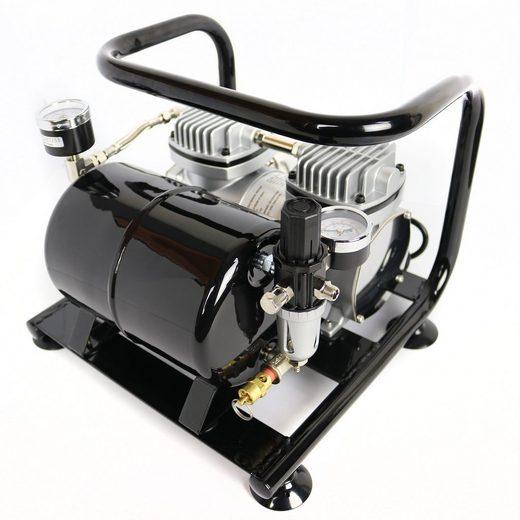 Sparmax Airbrush-Kompressor »Sparmax AC-500 Airbrush Kompressor mit Tank«