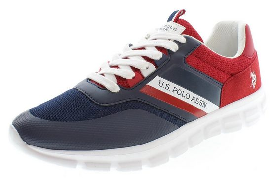 U.S. Polo Assn »GARY« Sneaker in auffälliger Farbkombi