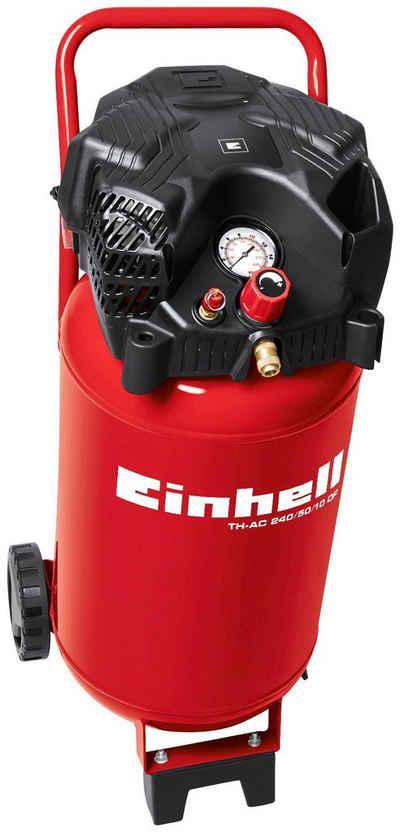 Einhell Kompressor »TH-AC 240/50/10 OF«, 1500 W, max. 10 bar, 50 l