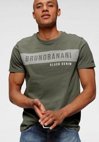 Bruno Banani Marškinėliai su Markenprint
