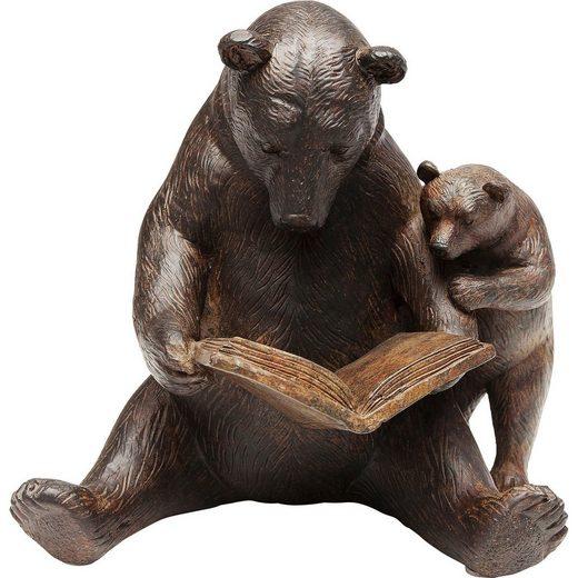 KARE Dekoobjekt »Deko Objekt Reading Bears«
