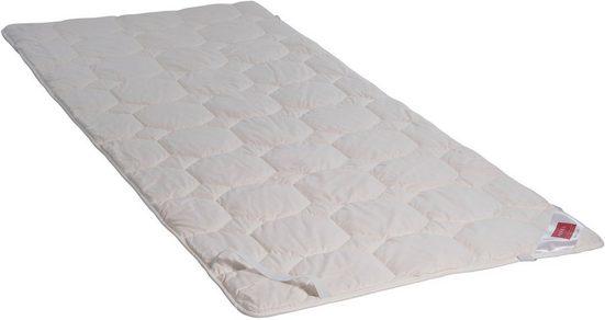 Matratzenauflage »Pure Wool« Hefel