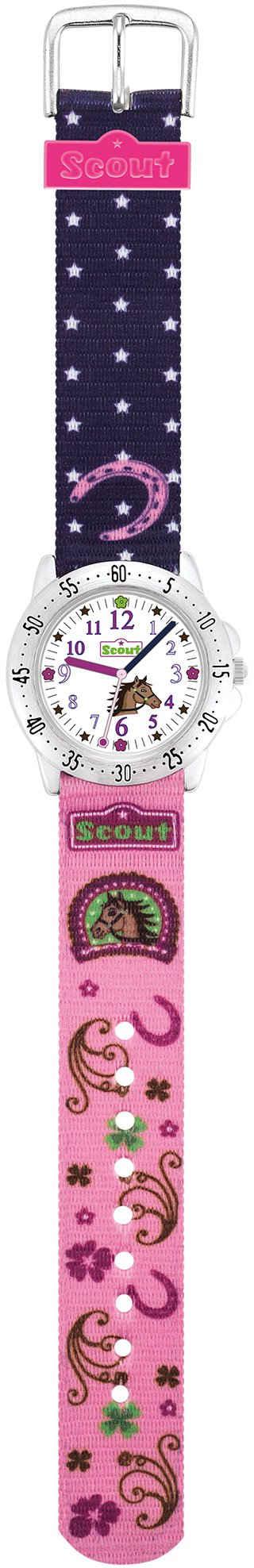 Scout Quarzuhr »Achtion Girls, 280378065«