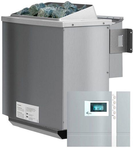 Karibu Bio-Saunaofen, 4,5 kW, externe Steuerung, »Premium Bio«, mit Steinen