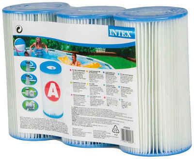 Intex Pool-Filterkartusche Typ A, 3 Stk.
