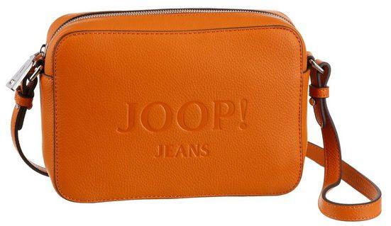 Joop Jeans Mini Bag »Lettera Cloe Shoulderbag«, mit schöner Logo Prägung