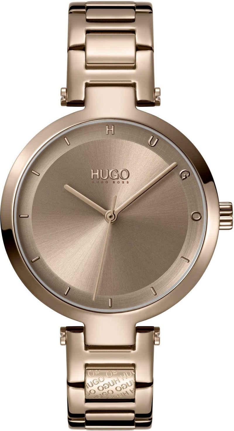 HUGO Quarzuhr »#HOPE, 1540077«