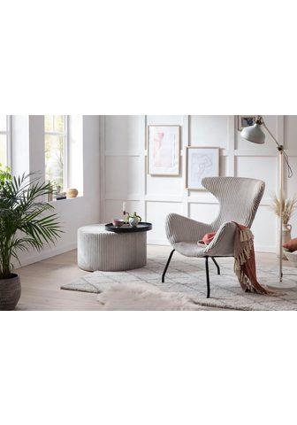 SalesFever Atpalaiduojanti kėdė Fotelis in modern...