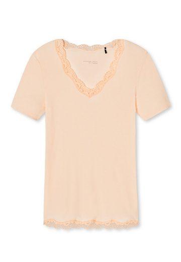 Schiesser Unterhemd »Damen Shirt - Unterhemd, T-Shirt, halbarm,«