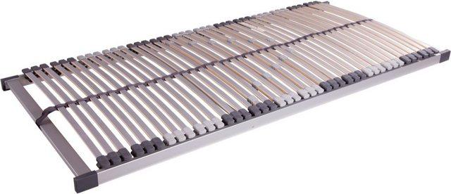 Lattenroste - Lattenrost, »Malaga MZV«, breckle WEIDA, 42 Leisten, Kopfteil nicht verstellbar, Fußteil nicht verstellbar, mit 6 facher Härtezonenverstellung!  - Onlineshop OTTO