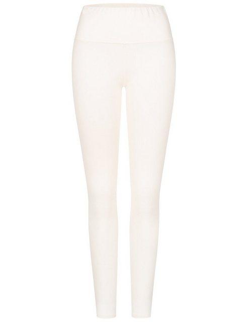 Hosen - Cotton Candy Leggings »SADE« mit körpernaher Passform › natur  - Onlineshop OTTO
