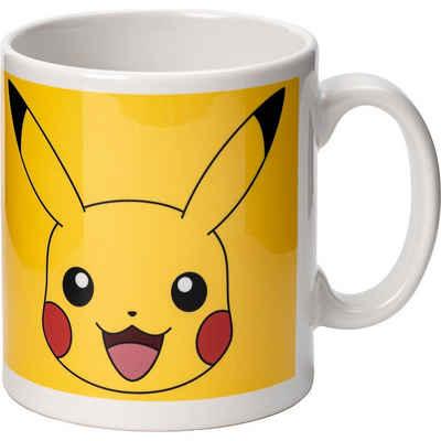 POKÉMON Tasse »Tasse Pikachu Face«