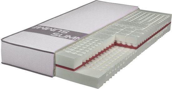 Kaltschaummatratze »SMARTSLEEP® 9000 LaPur®«, Breckle, 23 cm hoch, Raumgewicht: 55, besonders gut geeignt für Personen mit starker Transpiration, Made in Germany