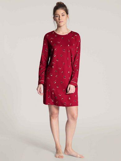 CALIDA Nachthemd »Sleepshirt, 90cm Länge« (1-tlg)