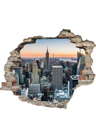 queence Wandtattoo »New York« (1 vienetai)