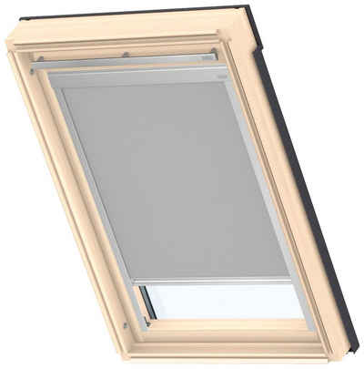 Dachfensterrollo »DBL C02 4204«, VELUX, verdunkelnd