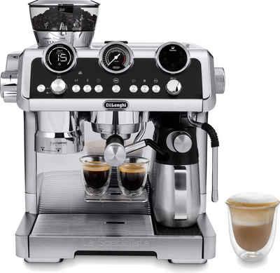 De'Longhi Siebträgermaschine La Specialista Maestro EC9665.M, Espressomaschine mit smarten Funktionen und automatischem Milchsystem
