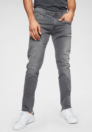 Replay Slim-fit-Jeans »Anbass Superstretch«