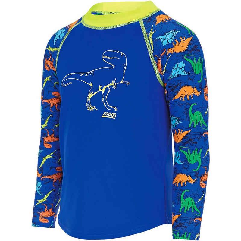 Zoggs Bade-Shirt »Schwimmshirt DINO LAND für Jungen«