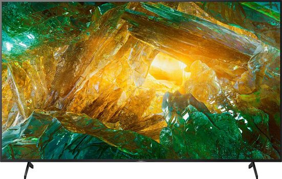 Sony KD85XH8096 Bravia LED-Fernseher (215 cm/85 Zoll, 4K Ultra HD, Android TV)