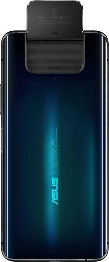 Asus Zenfone 7 Pro Smartphone (16,94 cm/6,67 Zoll, 256 GB Speicherplatz, 64 MP Kamera)