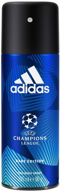 adidas Performance Deo-Spray »UEFA 6 Dare Edition«, Spar-Set, 6-tlg., für Männer
