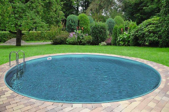 Clear Pool Rundpool Premium Ibiza