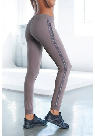 LASCANA ACTIVE Sportinės kelnės su Reißverschlusstasc...