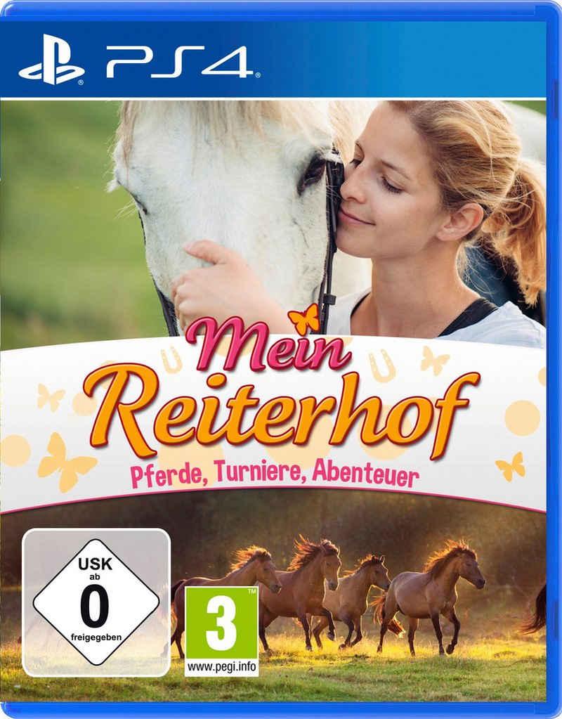 Mein Reiterhof PlayStation 4
