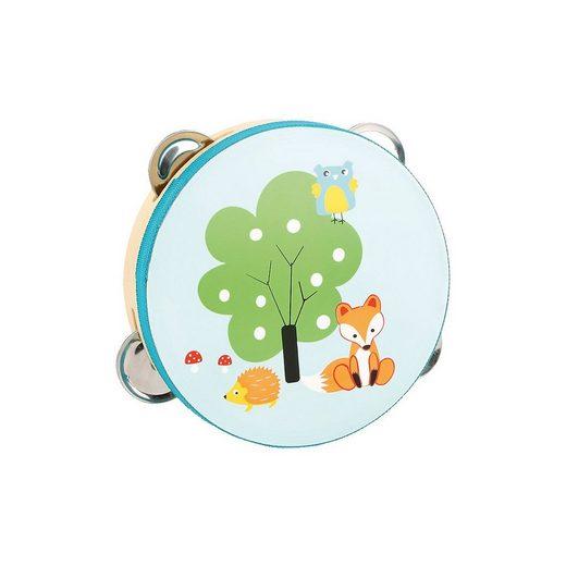Small Foot Spielzeug-Musikinstrument »Kleiner Fuchs Tamburin«