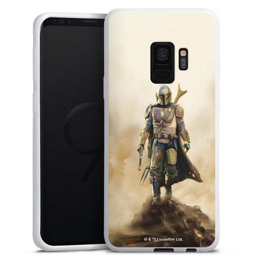 DeinDesign Handyhülle »The Mandalorian Rock« Samsung Galaxy S9, Hülle Star Wars Film The Mandalorian