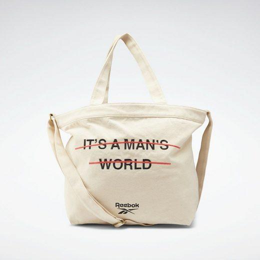 Reebok Classic Shopper »Classics It's a Man's World Tote Bag«