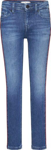 TOMMY HILFIGER Stretch-Jeans »NORA SUPER SKINNY - MOCBMSTR«