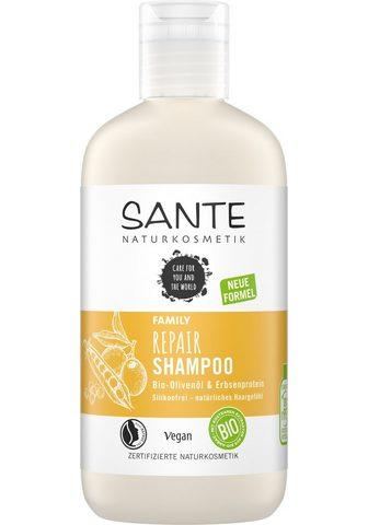 SANTE Haarshampoo »FAMILY Repair Bio-Olivenö...