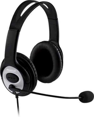 Microsoft »LifeChat LX-3000« Headset