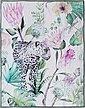 Plaid »Volterra«, Happiness, mit Leopard, Bild 3